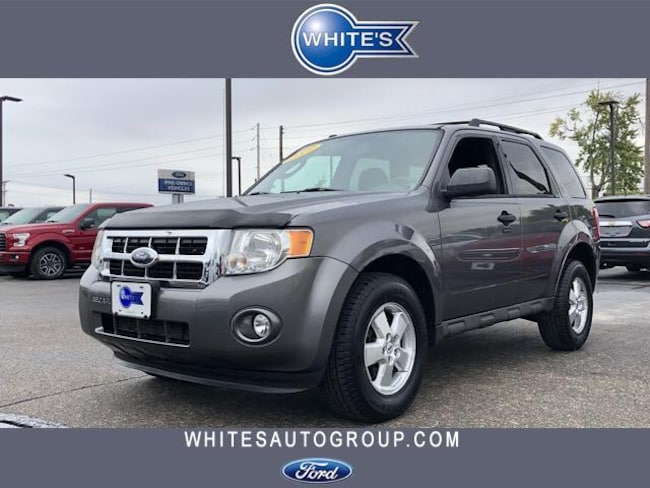 Used 2009 Ford Escape 4WD  V6 Auto XLT SUV near Springfield