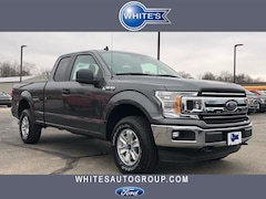 2019 Ford F-150 XLT 4WD SuperCab 6.5 Box Truck
