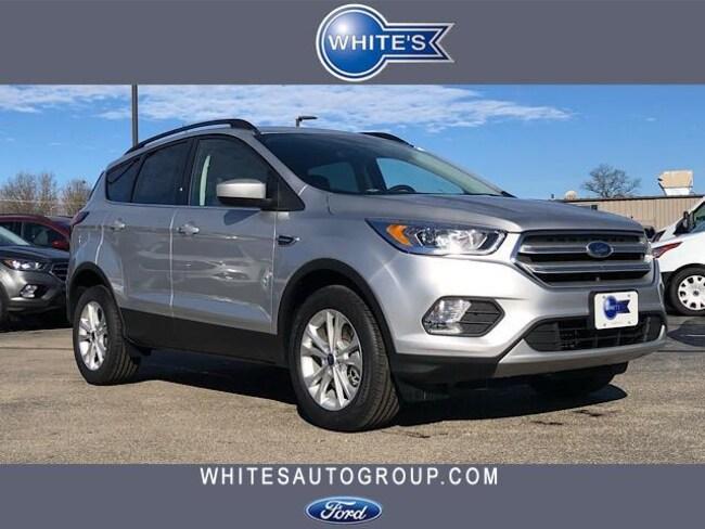 New 2019 Ford Escape SEL 4WD SUV Near Springfield OH