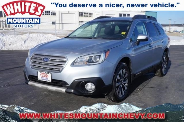 Used 2017 Subaru Outback Limited For Sale In Casper Wy Near