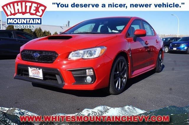 2019 Subaru WRX Premium (M6) Sedan 190192 for sale in Casper, WY