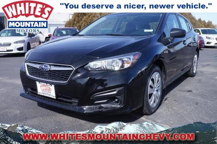 New 2019 Subaru Impreza 2.0i 5-door 190425 in Casper WY
