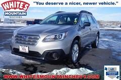 Used 2017 Subaru Outback 2.5i 2.5i P4114A for sale in Casper, WY