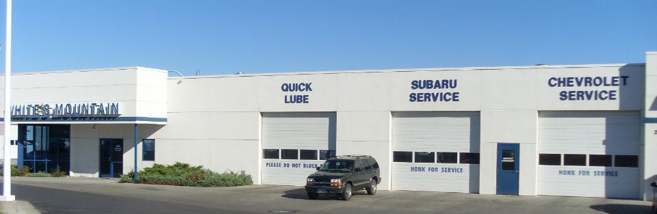 Subaru Auto Repair Car Service In Casper WY Whites Mountain - Subaru auto repair