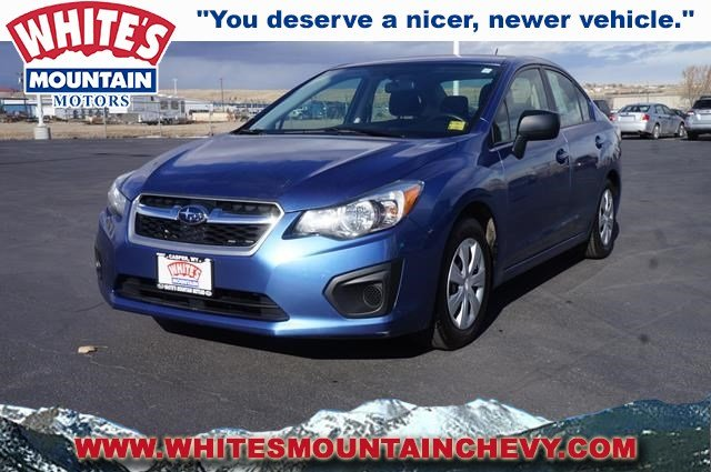2014 Subaru Impreza Sedan 2.0I Man 2.0i 190084B for sale in Casper near Cheyenne, WY