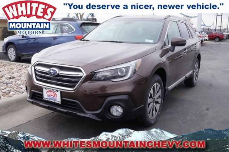 New 2019 Subaru Outback 2.5i Touring SUV 190356 in Casper WY