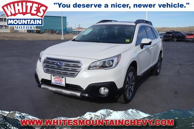 2017 Subaru Outback Limited 2.5i Limited 190351A for sale in Casper, WY