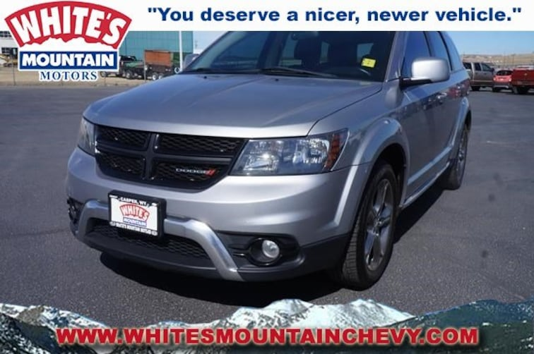 Used 2017 Dodge Journey Crossroad Plus Crossroad Plus AWD P4141 in Casper, WY