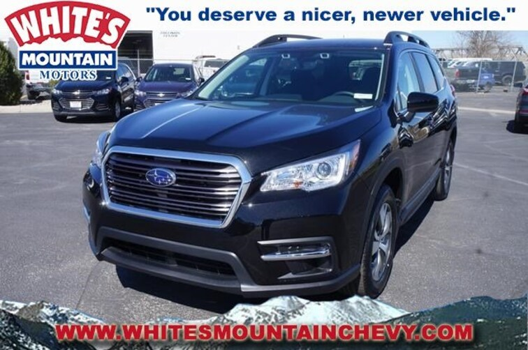 New 2019 Subaru Ascent Premium 7-Passenger SUV 190530 in Casper WY
