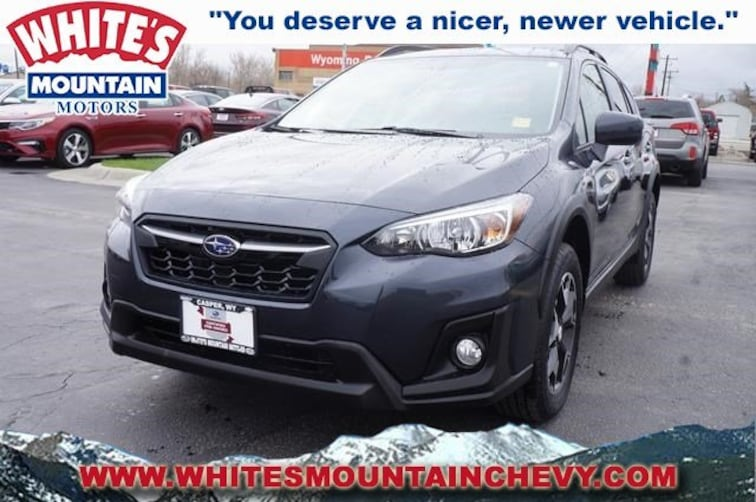 Used 2018 Subaru Crosstrek Premium 2.0i Premium Manual 190449A in Casper, WY
