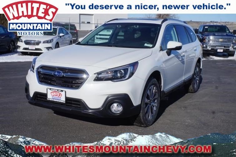 New 2019 Subaru Outback 2.5i Touring SUV 190340 in Casper WY