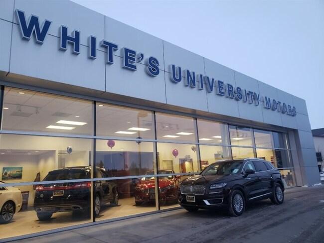 2019 Lincoln Nautilus Standard SUV