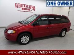 2006 Chrysler Town & Country LWB LX Mini-van, Passenger
