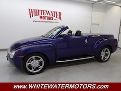2004 Chevrolet SSR LS Regular Cab Pickup
