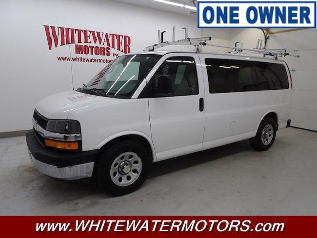 2013 Chevrolet Express Passenger LT Full-size Passenger Van