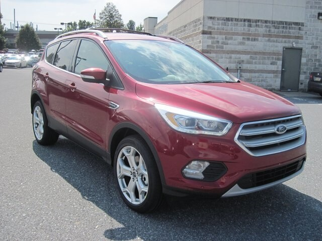 2018 Ford Escape Titanium SUV