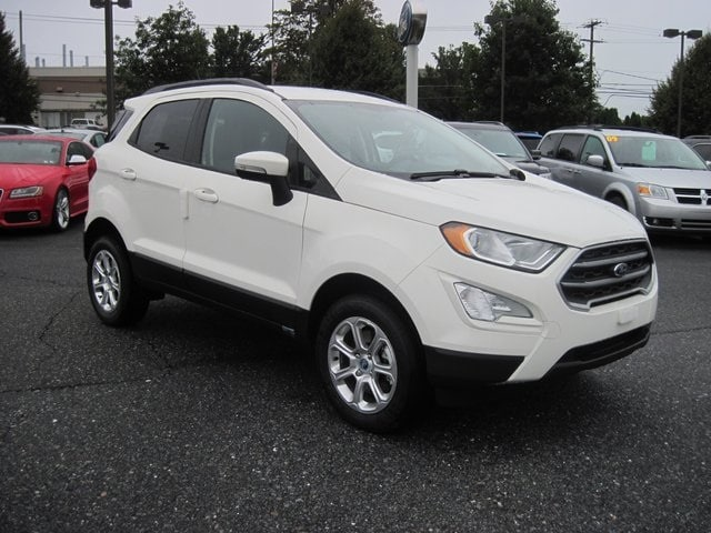 2018 Ford EcoSport SE SUV