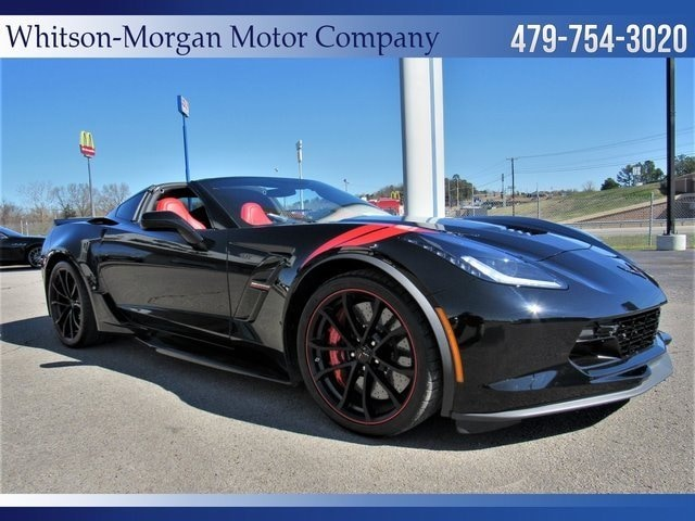 Used 2018 Chevrolet Corvette For Sale at Whitson-Morgan