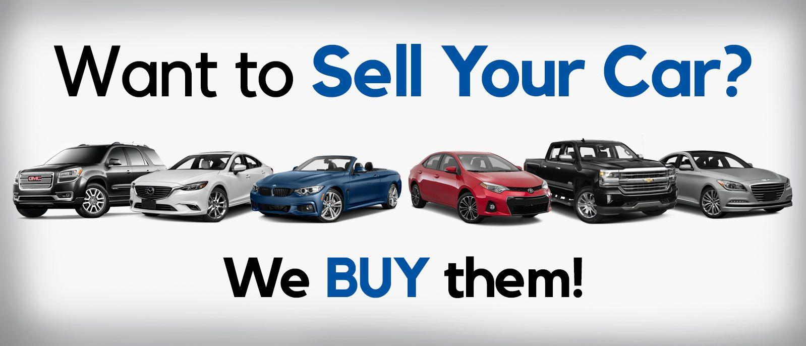 Sell Us Your Car | Wholesale Direct of Mooresville