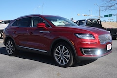 New 2019 Lincoln Nautilus Select SUV D4396 in Wichita Falls, TX