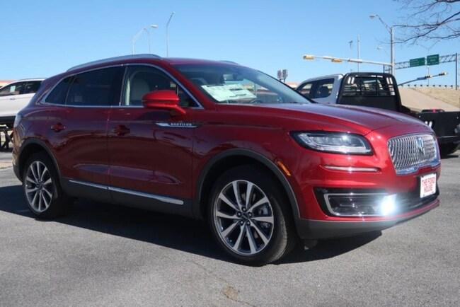 New 2019 Lincoln Nautilus Select SUV in Wichita Falls, TX