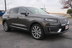 New 2019 Lincoln Nautilus Select SUV 16429 in Wichita Falls, TX