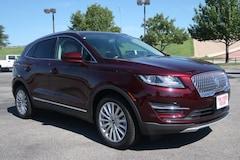 New 2019 Lincoln MKC Standard SUV 16214 in Wichita Falls, TX