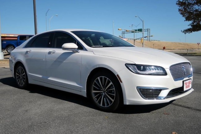 New 2019 Lincoln MKZ Reserve I Sedan in Wichita Falls, TX