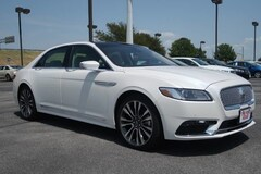 New 2018 Lincoln Continental Reserve Sedan 16127 in Wichita Falls, TX