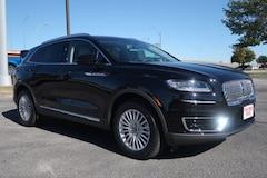 New 2019 Lincoln Nautilus Standard SUV 16467 in Wichita Falls, TX
