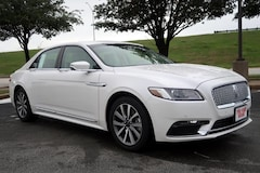 New 2018 Lincoln Continental Premiere Sedan 16348 in Wichita Falls, TX