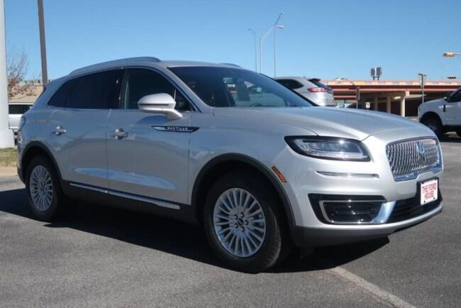 New 2019 Lincoln Nautilus Standard SUV in Wichita Falls, TX