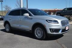 New 2019 Lincoln Nautilus Standard SUV D4432 in Wichita Falls, TX
