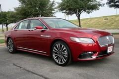 New 2018 Lincoln Continental Select Sedan 16052 in Wichita Falls, TX