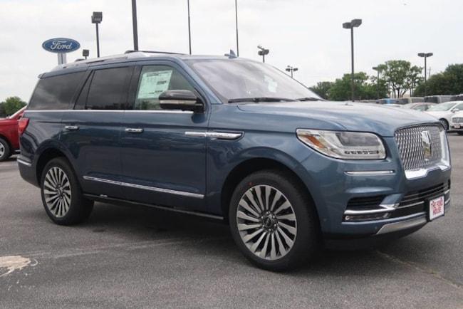 New 2019 Lincoln Navigator Reserve SUV in Wichita Falls, TX