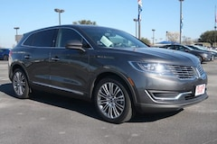 Certified 2017 Lincoln MKX Reserve SUV for sale in Wichita Falls, TX