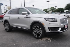 New 2019 Lincoln Nautilus Reserve SUV 16813 in Wichita Falls, TX