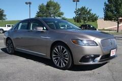 New 2018 Lincoln Continental Select Sedan 16227 in Wichita Falls, TX