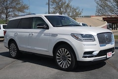New 2019 Lincoln Navigator Reserve SUV D4437 in Wichita Falls, TX