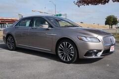 New 2019 Lincoln Continental Reserve Sedan 16374 in Wichita Falls, TX