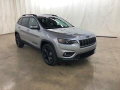 New 2019 Jeep Cherokee ALTITUDE 4X4 Sport Utility Barrington Illinois