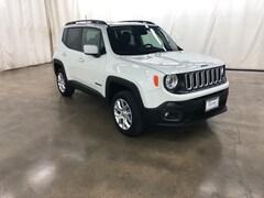 New 2018 Jeep Renegade LATITUDE 4X4 Sport Utility Barrington Illinois