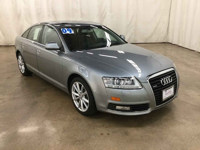 Used 2009 Audi A6 3.0 Premium Sedan For Sale Barrington Illinois