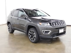 New 2018 Jeep Compass LIMITED 4X4 Sport Utility Barrington Illinois
