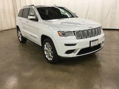 New 2019 Jeep Grand Cherokee SUMMIT 4X4 Sport Utility Barrington Illinois