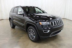 New 2018 Jeep Grand Cherokee LIMITED 4X4 Sport Utility Barrington Illinois
