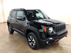 New 2019 Jeep Renegade TRAILHAWK 4X4 Sport Utility Barrington Illinois
