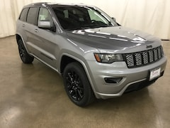 New 2019 Jeep Grand Cherokee ALTITUDE 4X4 Sport Utility Barrington Illinois