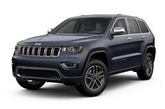 New 2019 Jeep Grand Cherokee LIMITED 4X4 Sport Utility Barrington Illinois