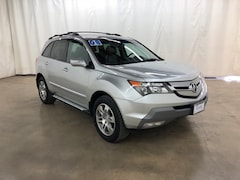 2008 Acura MDX 3.7L Technology Pkg w/Entertainment Pkg SUV Barrington Illinois